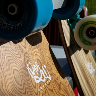 King Lui Longboards