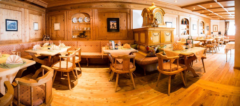 Restaurant Hotel Bogner Hof Im Tannheimer Tal Tirol