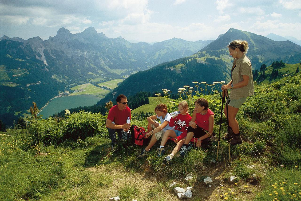 ... Bergen, im Tannheimer Tal - 7 Tage Sommer in den Bergen Arrangement
